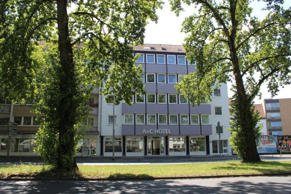 A&C Hotel Hannover Hanóver