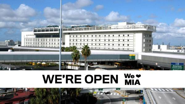 Miami International Airport Hotel(迈阿密国际机场酒店)