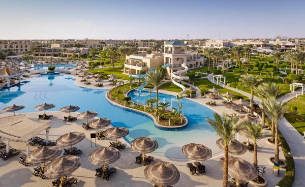 Coral sea Holiday Resort and Aqua Park Charm el-Cheikh