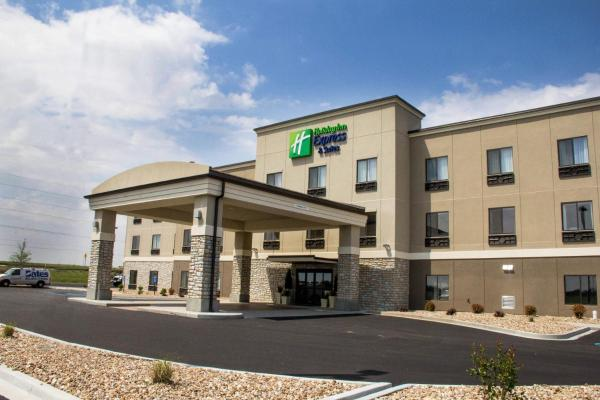 Holiday Inn Express and Suites Sikeston Sikeston