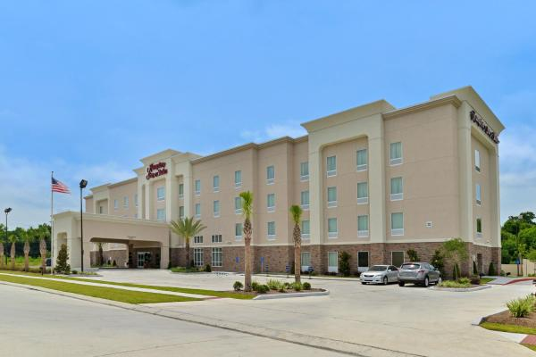 Hampton Inn & Suites Harvey Harvey
