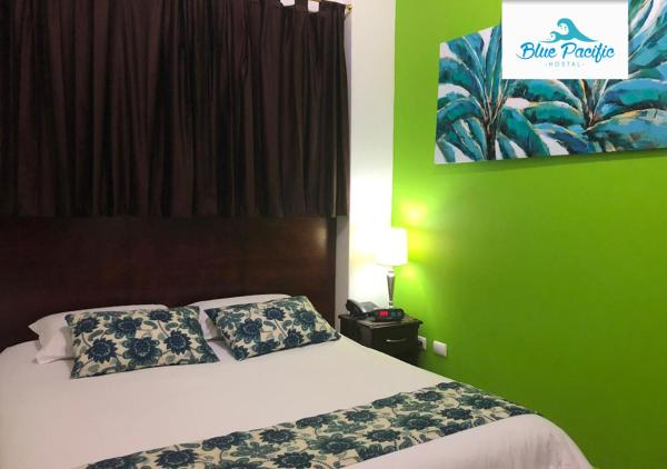 Hostal Blue Pacific Manta