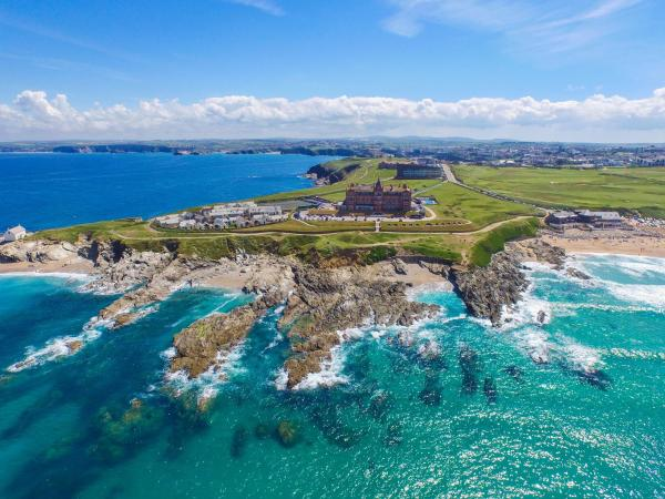 The Headland Hotel and Spa Newquay