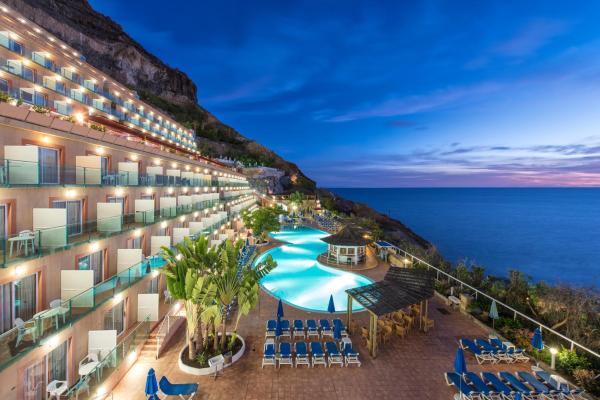 Mogan Princess Hotels Resorts And Beach Club 4 Taurito Suden