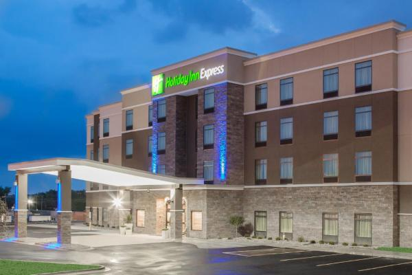 Holiday Inn Express Moline - Quad Cities Area Moline
