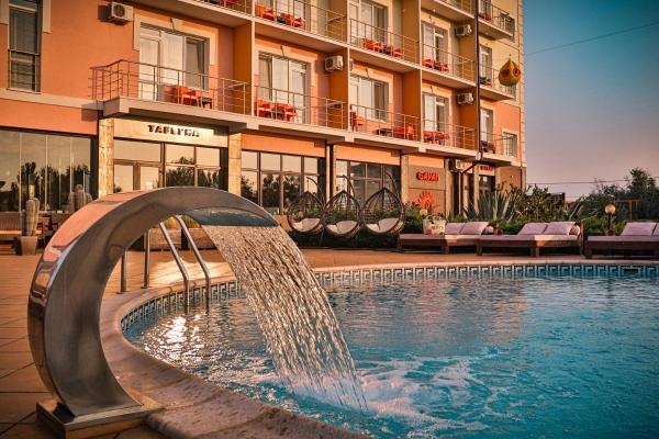 Gavan Beach Club Resort Popovka