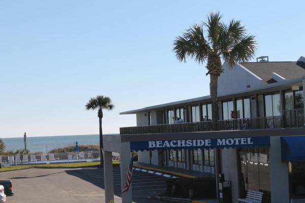 Beachside Motel - Amelia Island