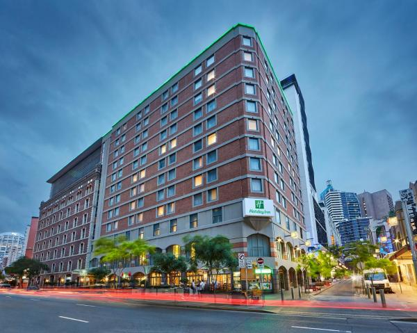Holiday Inn Darling Harbour(达令港假日酒店) 悉尼