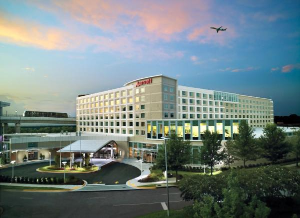 Atlanta Airport Marriott Gateway Атланта
