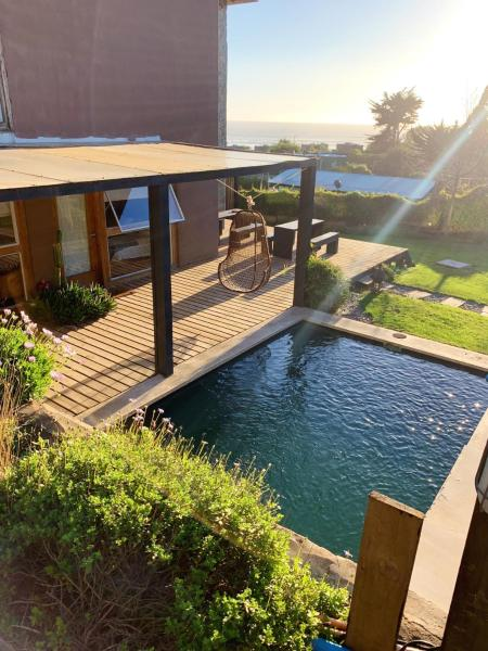 Natural Surf Lodge en Punta de Lobos Pichilemu