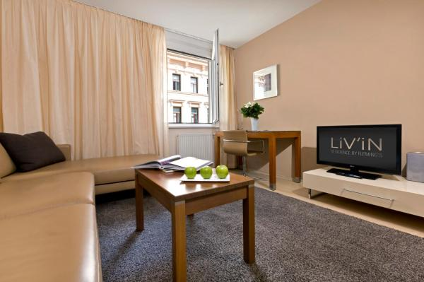 LiV'iN Residence by Fleming's Wien