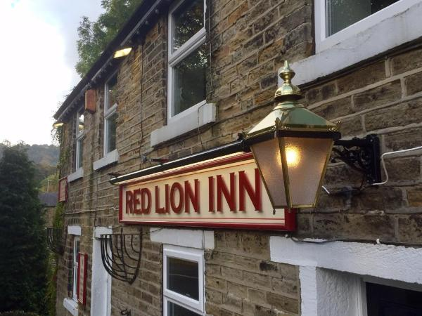 The Red Lion Inn Holmfirth