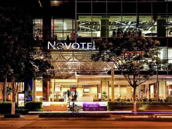 Hotel Novotel Nha Trang Нячанг