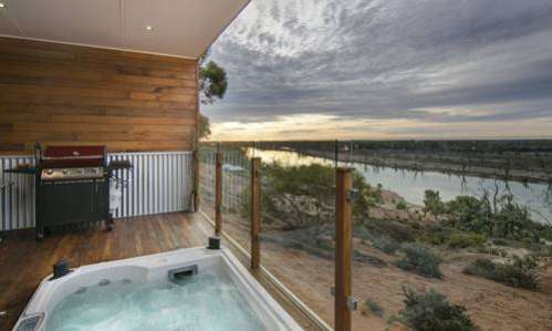 Pike River Luxury Villas Renmark