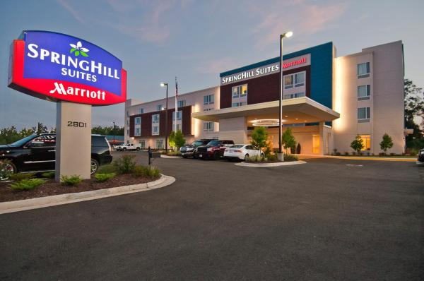 SpringHill Suites by Marriott Baton Rouge Gonzales Gonzales