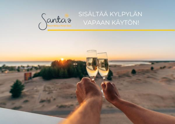 Hotel Sani with Spa and Wellness(萨尼水疗健康酒店) Kalajoki