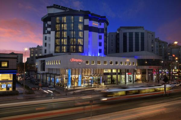 Hampton By Hilton Gaziantep City Centre