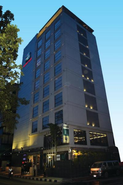 Best Western Plus Maple Leaf Dhaka
