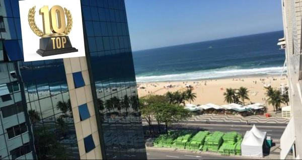 Copacabana Beach Modern Apartments Copacabana