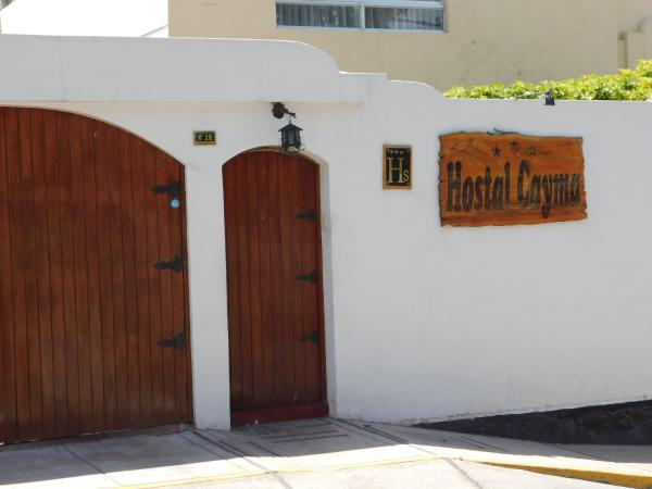 Hostal Cayma