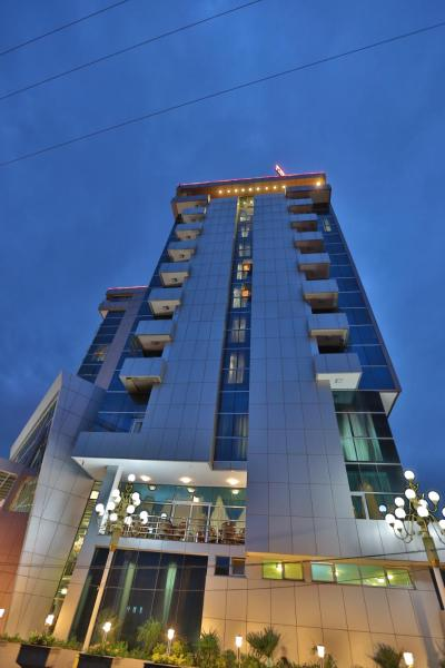 Friendship International Hotel 亚的斯亚贝巴