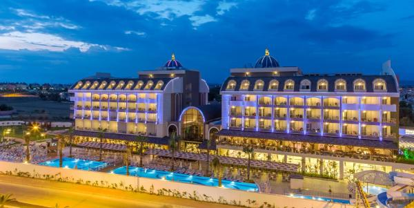 Mary Palace Resort & Spa - All Inclusive Side