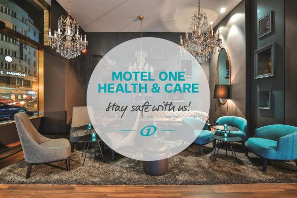 Motel One Prague(布拉格一号酒店)