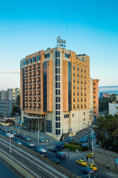 Capital Hotel and Spa Addis Ababa