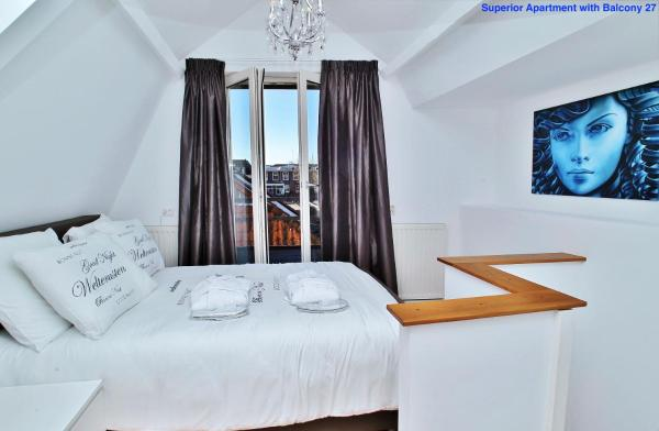 Luxury Apartments Delft I Golden Heart Delft