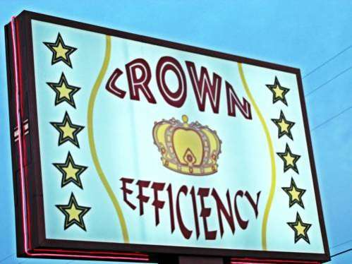 Crown Efficiency Extended Stay Baton Rouge