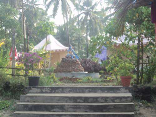 Five Five Restaurant and Guest Tents Anjuna