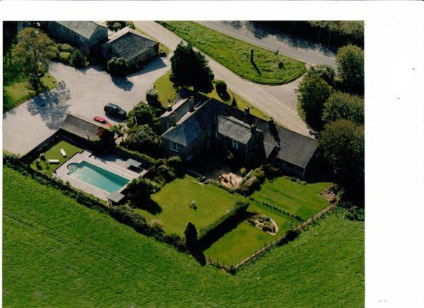 Trehellas Country House Hotel & Restaurant Bodmin