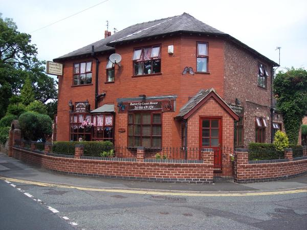 Butterfly Guest House Cheadle