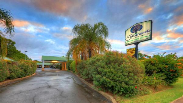 Jacaranda Country Motel St George