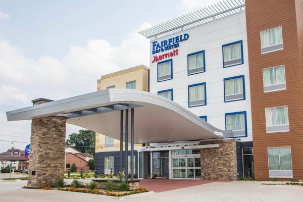 Fairfield Inn & Suites by Marriott Waterloo Cedar Falls Waterloo