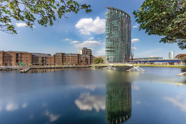 London Marriott Hotel West India Quay Tower Hamlets