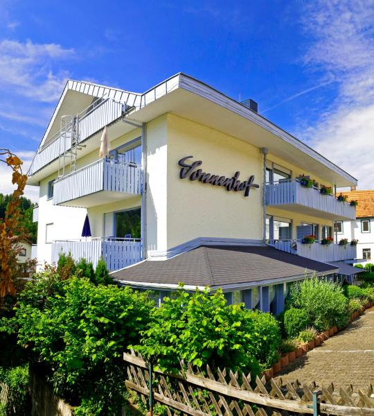 Hotel Sonnenhof Bad Herrenalb