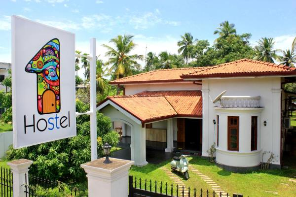 Hostel First Colombo Airport Negombo