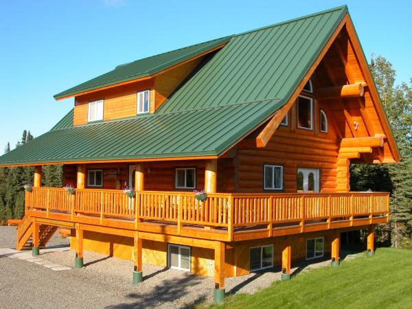 Salmon Catcher Lodge