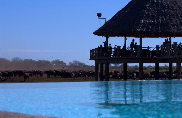Voi Wildlife Lodge Voi