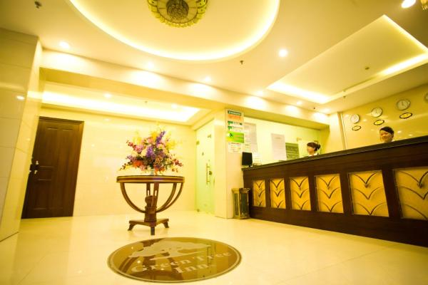 GreenTree Inn Shanghai Meilan Lake Hutai Road Express Hotel 宝山区
