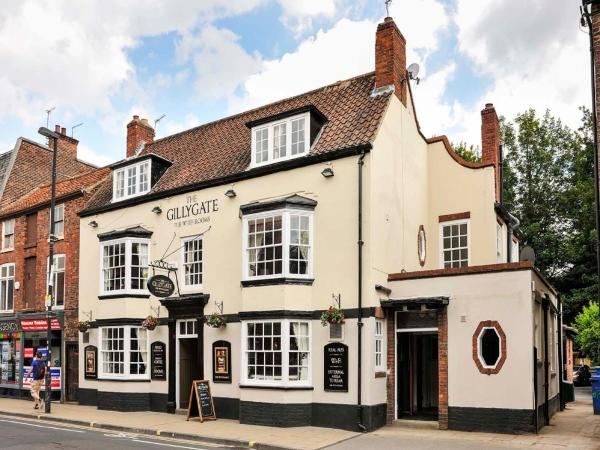 The Gillygate Pub With Rooms York