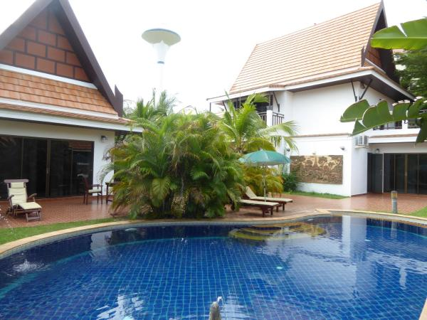 VIP Chain Resort Pool Villa Ban Phe