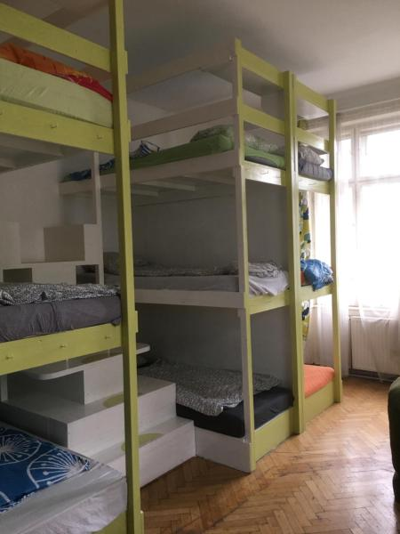 Chichilli Hostel Viena