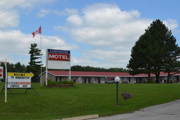 Lighthouse Motel Walkerton