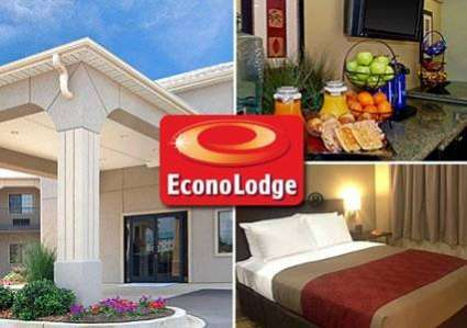 Econo Lodge Rochester Хенриетта