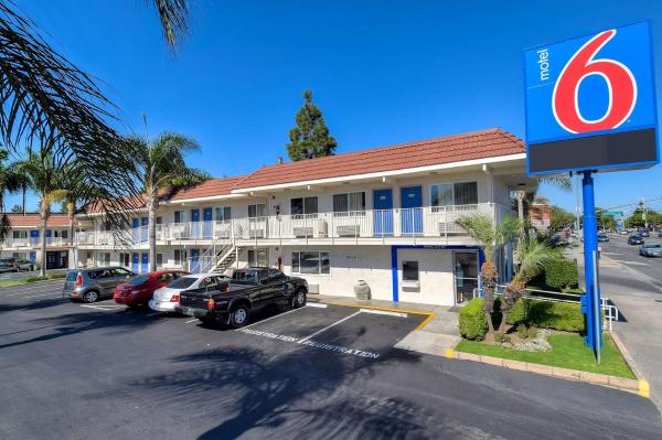 Motel 6 Los Angeles - Long Beach Long Beach