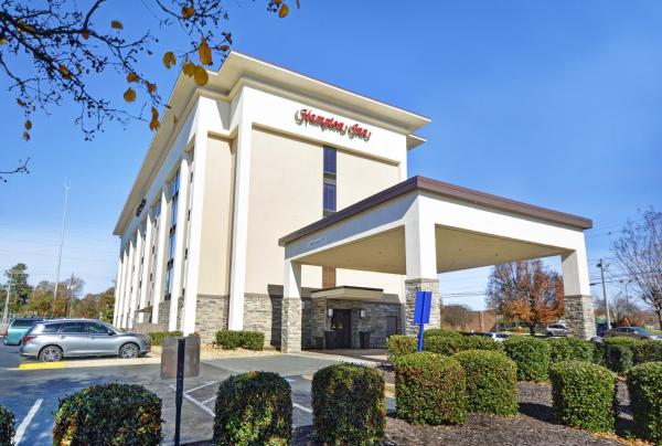 Hampton Inn Athens Атенс