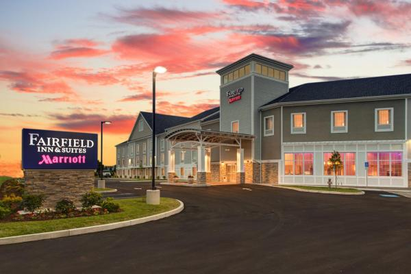 Fairfield Inn & Suites by Marriott Cape Cod Hyannis Hyannis