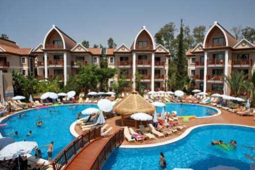 Club Dem Spa & Resort Hotel Конаклы